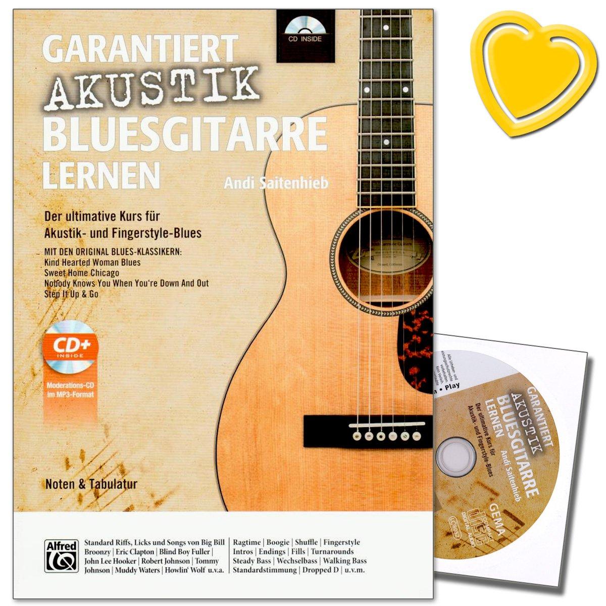 Garantiza Akustik - Blue guitarra aprender a - Las músicos para ...