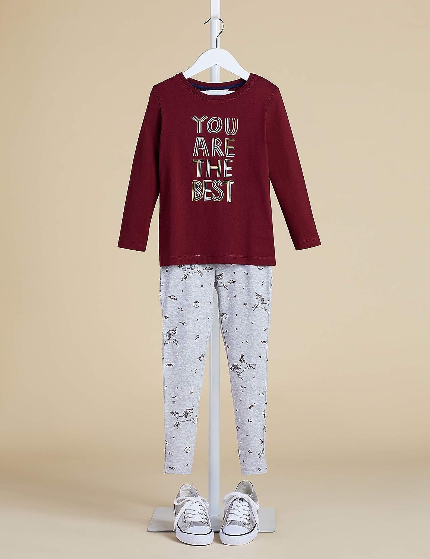 Marque Shirt /À Manches Longues Fille RED WAGON T Lot de 3