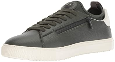 Amazon.com  A X Armani Exchange Men s Low Top Lace Up Sneaker  Shoes f68721df456