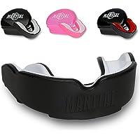 ¡Protector bucal Martial para una respiración Ideal y fácil de Ajustar! Protector bucal de Diferentes Formas. para Artes…