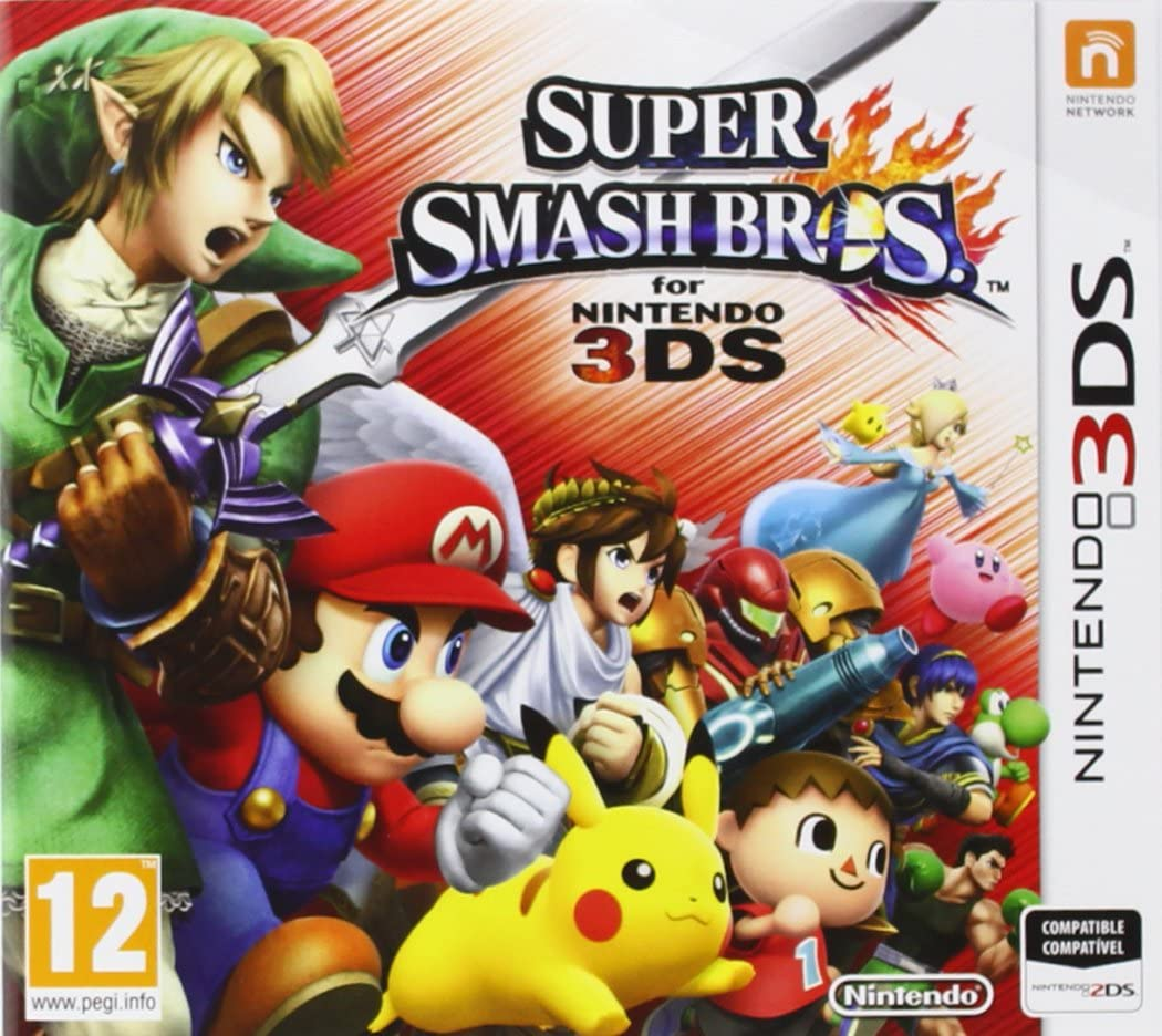 Super Smash Bros.: Amazon.es: Videojuegos