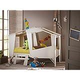 kinderbett baumhaus k che haushalt. Black Bedroom Furniture Sets. Home Design Ideas