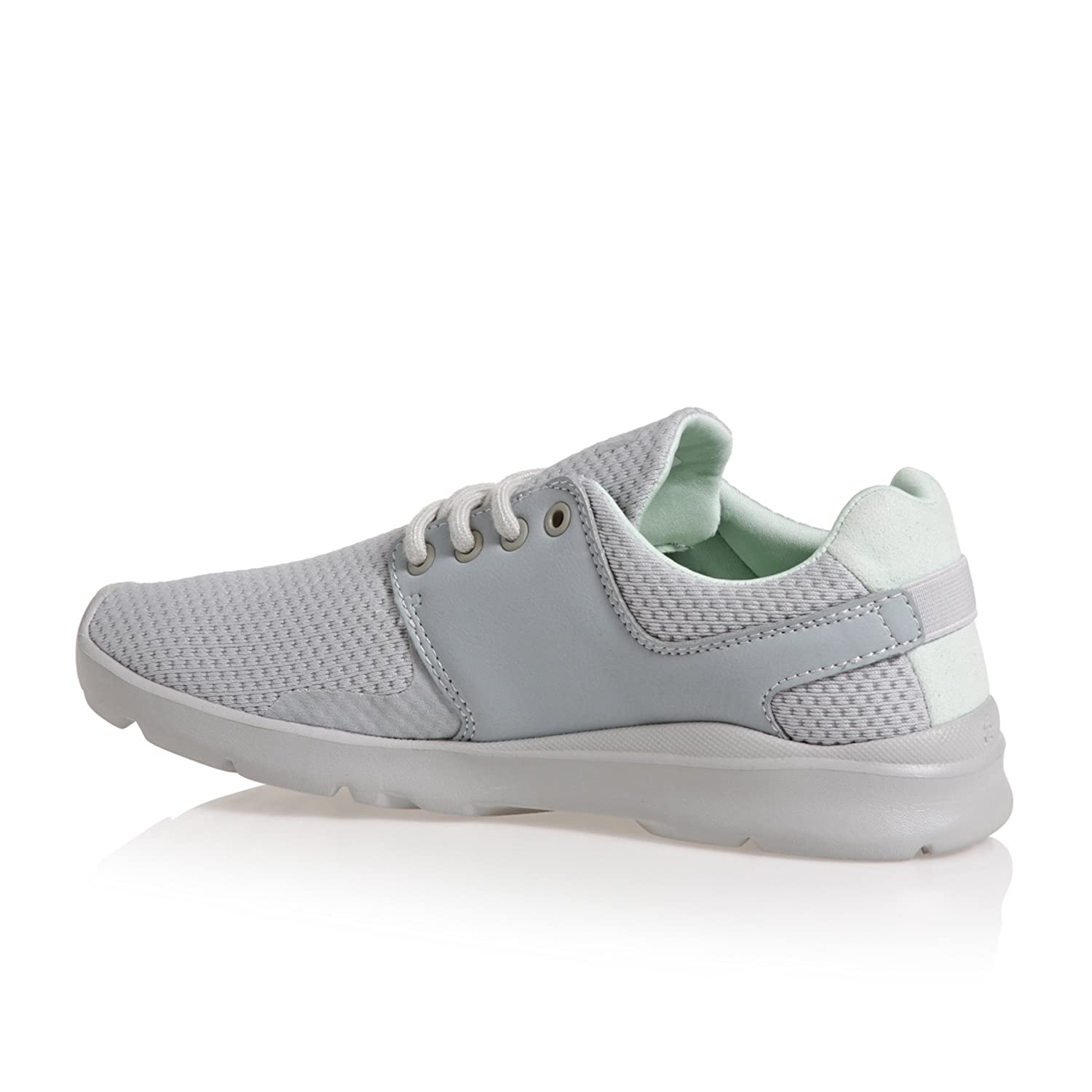 Etnies Womens Scout XT Sneaker B074QBTZ38 10 B(M) US|Light Grey