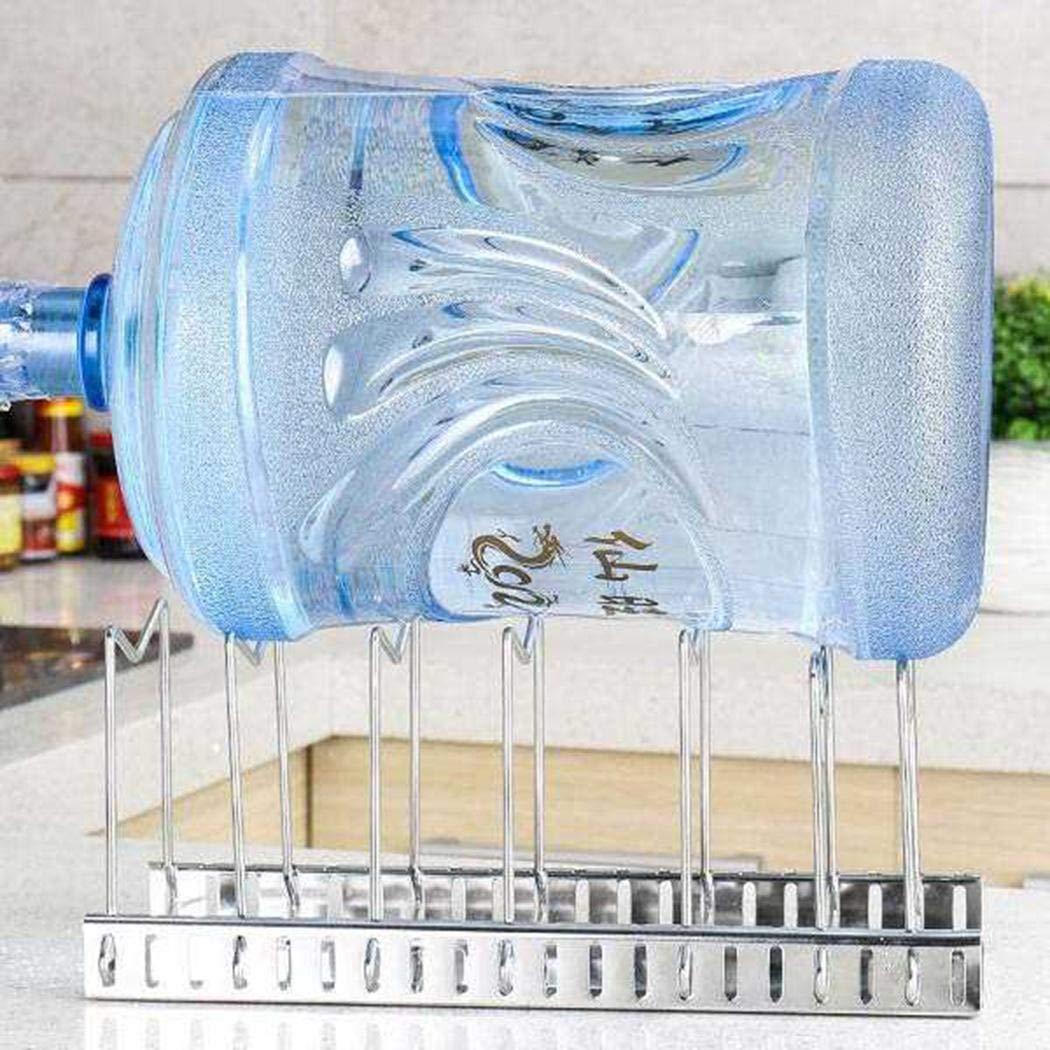 neudas Kitchen Stainless Steel Pot Cover Rack Multi-Function Cutting Board Rack Tie Racks by neudas (Image #2)