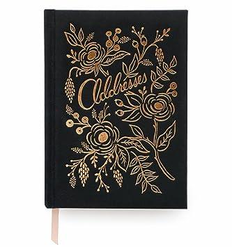Raven libreta con cubierta de tela, por Rifle papel Co ...
