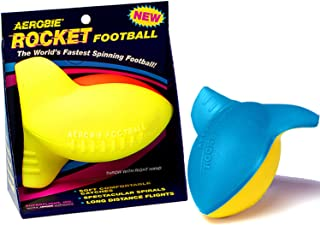 product image for Aerobie Rocket Football - Mini Foam Football for Outdoor Play - Colors May Vary