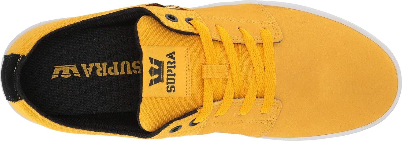 Supra Stacks II, Sneaker Uomo Attenzione: nero e bianco.