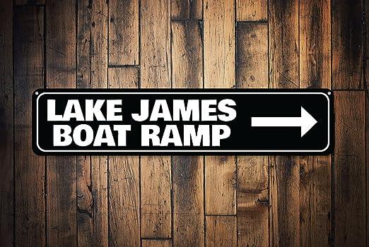Dozili Cartel Personalizado de la Rampa del Barco Flecha del ...