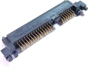 Genuine Dell Studio 1735 1737 HDD Hard Drive Caddy w// Connector U589F X048C