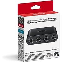 Nintendo Gamecube Controller Adapter for Switch Adaptateur - Accessoires de Manette de Jeux (Adaptateur, Switch, Noir)