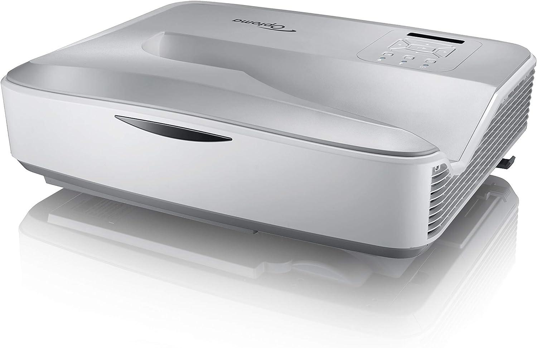 OPTOMA TECHNOLOGY HZ40UST - Proyector Ultra Corto, Full HD 1080p ...