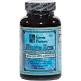 BLUE ICE Fermented Cod Liver Oil (120 capsules) (Non-Flavoured)