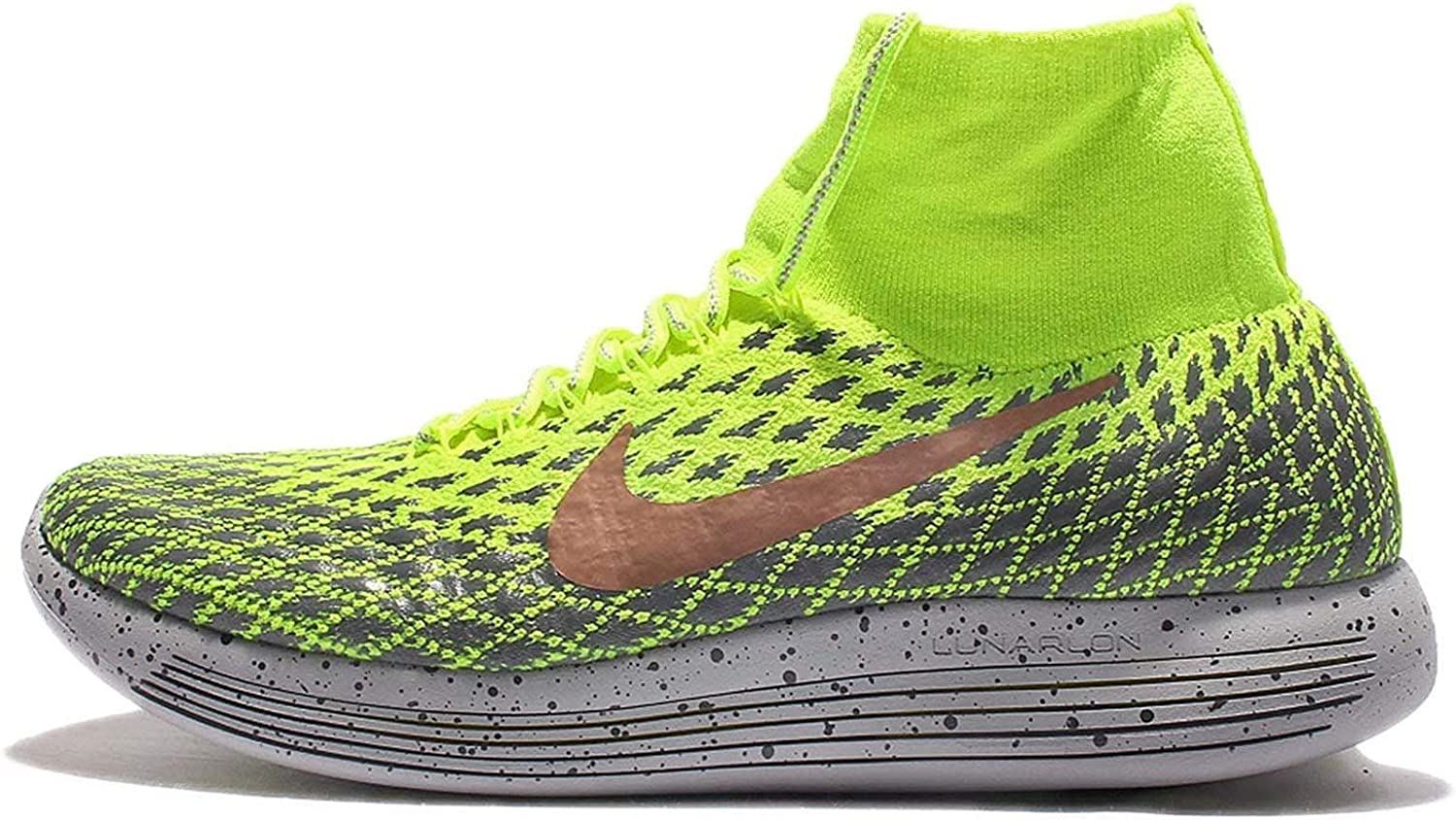 Nike Men's Lunarepic Flyknit Shield Running Shoes