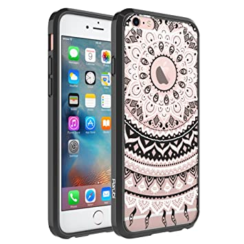Funda iPhone 6, Funda iPhone 6s, Parubi Retro Totem Mandala ...