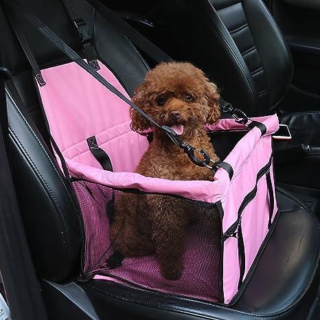 ouguan® Pet Carrier, colourstone talla L Pet Car Mate porte-voiture para perro