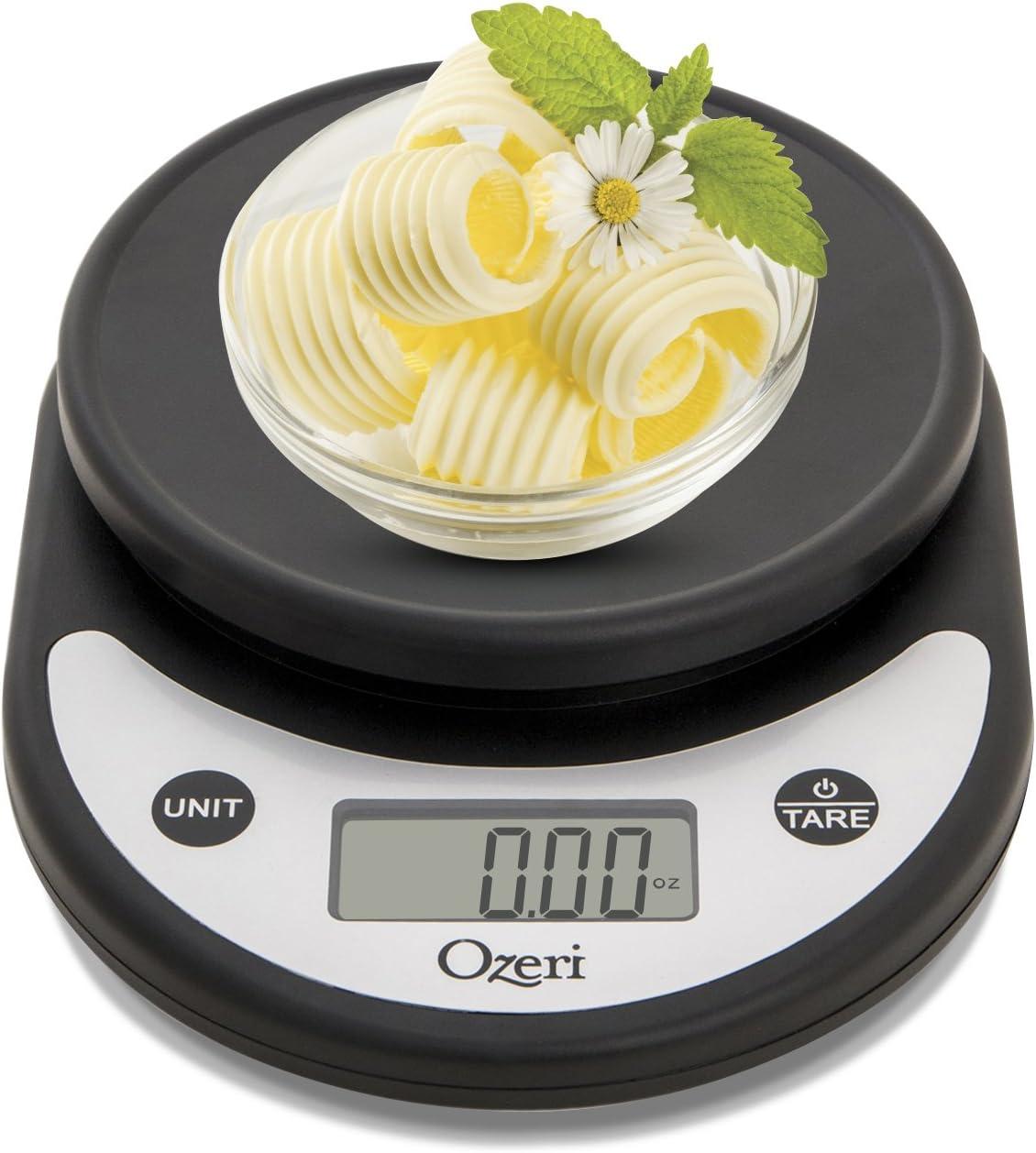Ozeri Pronto Balance De Cuisine Numerique Multifonction Noir