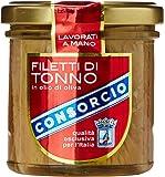 Consorcio Filetti Tonno O.O.Vetro Gr.150