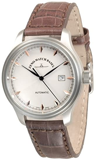 Zeno-Watch Reloj Mujer - NC Retro Automática - 9554-g2-N1: Amazon.es: Relojes