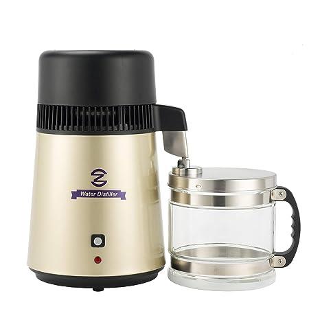 Amazon.com: co-z acero inoxidable Encimera hogar Destilador ...