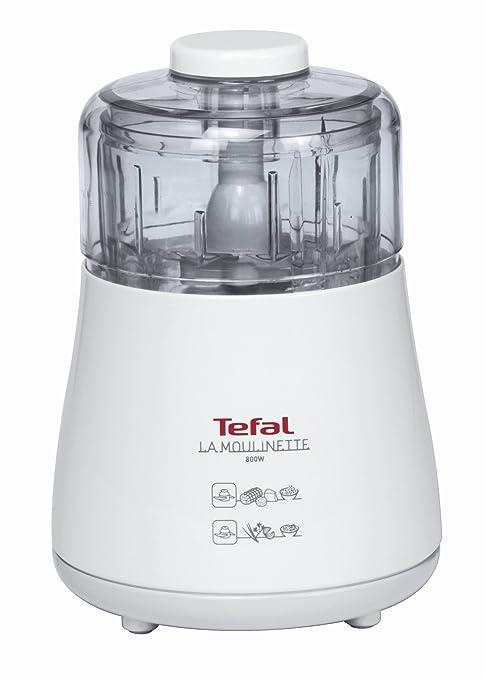 Tefal DPA 330, Plástico, Vidrio, Acero inoxidable, Vidrio, Blanco ...