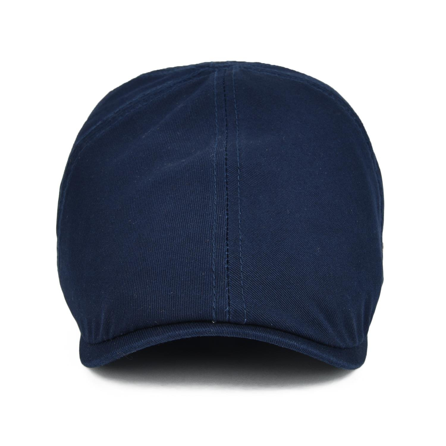 Product description. VOBOOM 100 % Cotton Solid Color Gatsby Newsboy Cabbie  Hat Hunting Flat Cap ... bfce6db379c0
