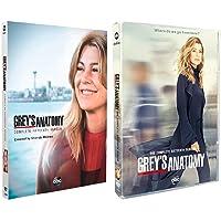 Grey's Anatomy Season 15 and 16 DVD