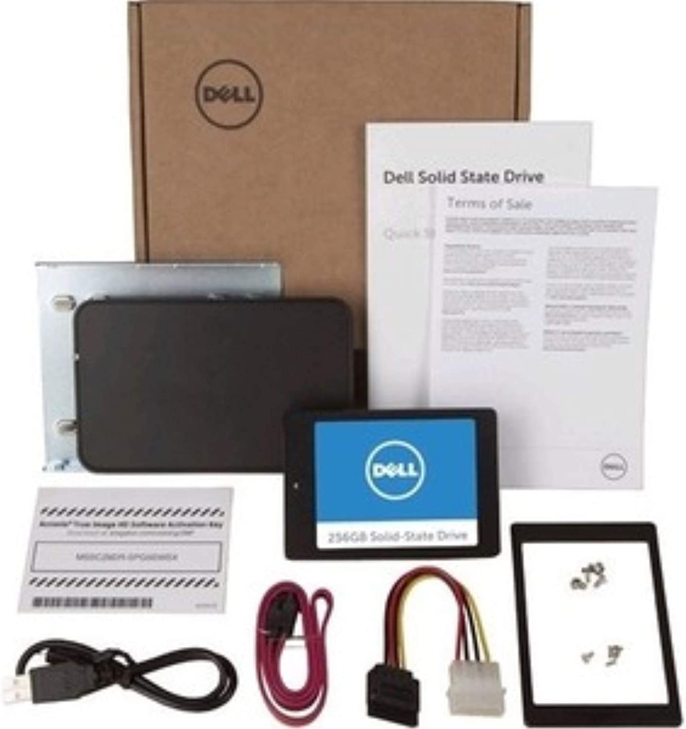 Dell 256GB Internal SSD UPG KIT for