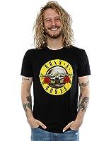 Guns N Roses Homme Bullet Logo T-Shirt