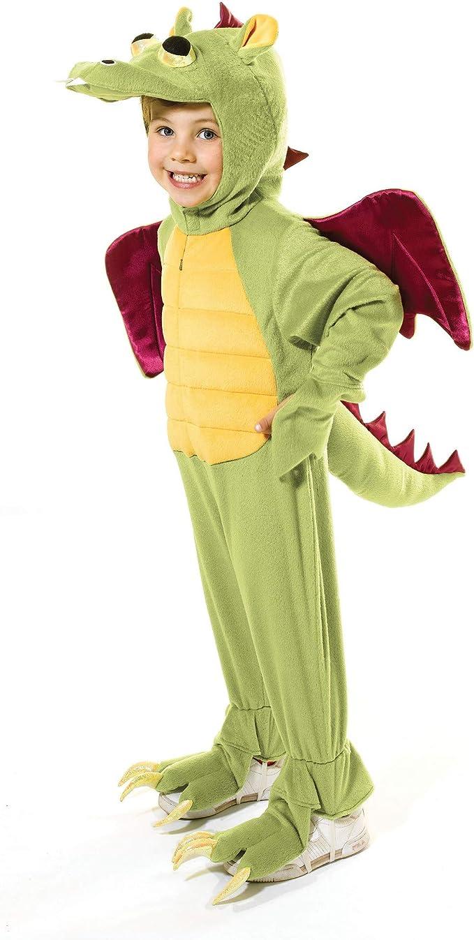 Bristol Novelty - Disfraz Infantil de Dragón para niño niña ...