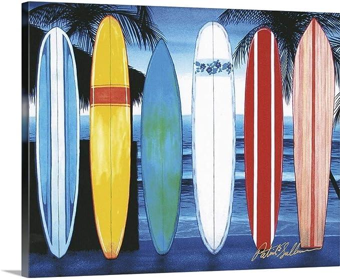 PAINTINGS LANDSCAPE SPORT SURF WAVE SEA DAP FINE ART PRINT POSTER 30x40cm CC1225