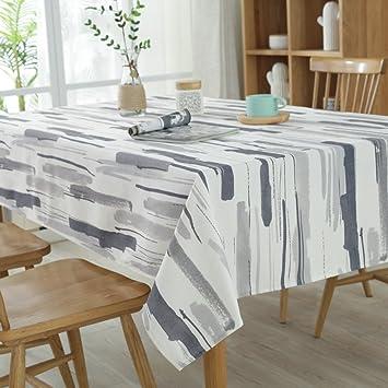 Moderne Tischdecke zxy moderne tischdecke polyester tuch kaffee tischdecke decke