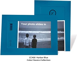 """product image for Photo Note Cards for 4"""" x 6"""" image 10 Pack with Envelopes ColorClassics (Harbor Blue)"""