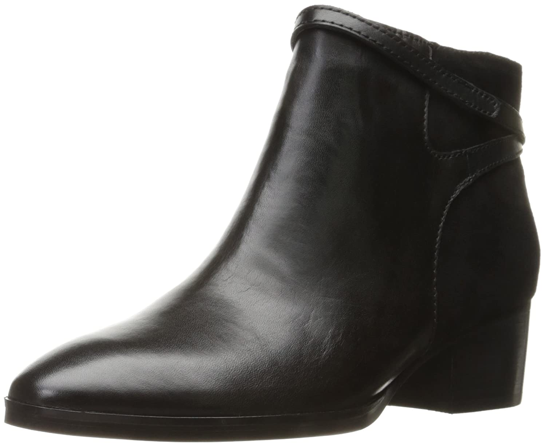 Lauren Ralph Lauren Women's Damara Ankle Bootie B01FLY2OXU 9.5 B(M) US|Black/Black