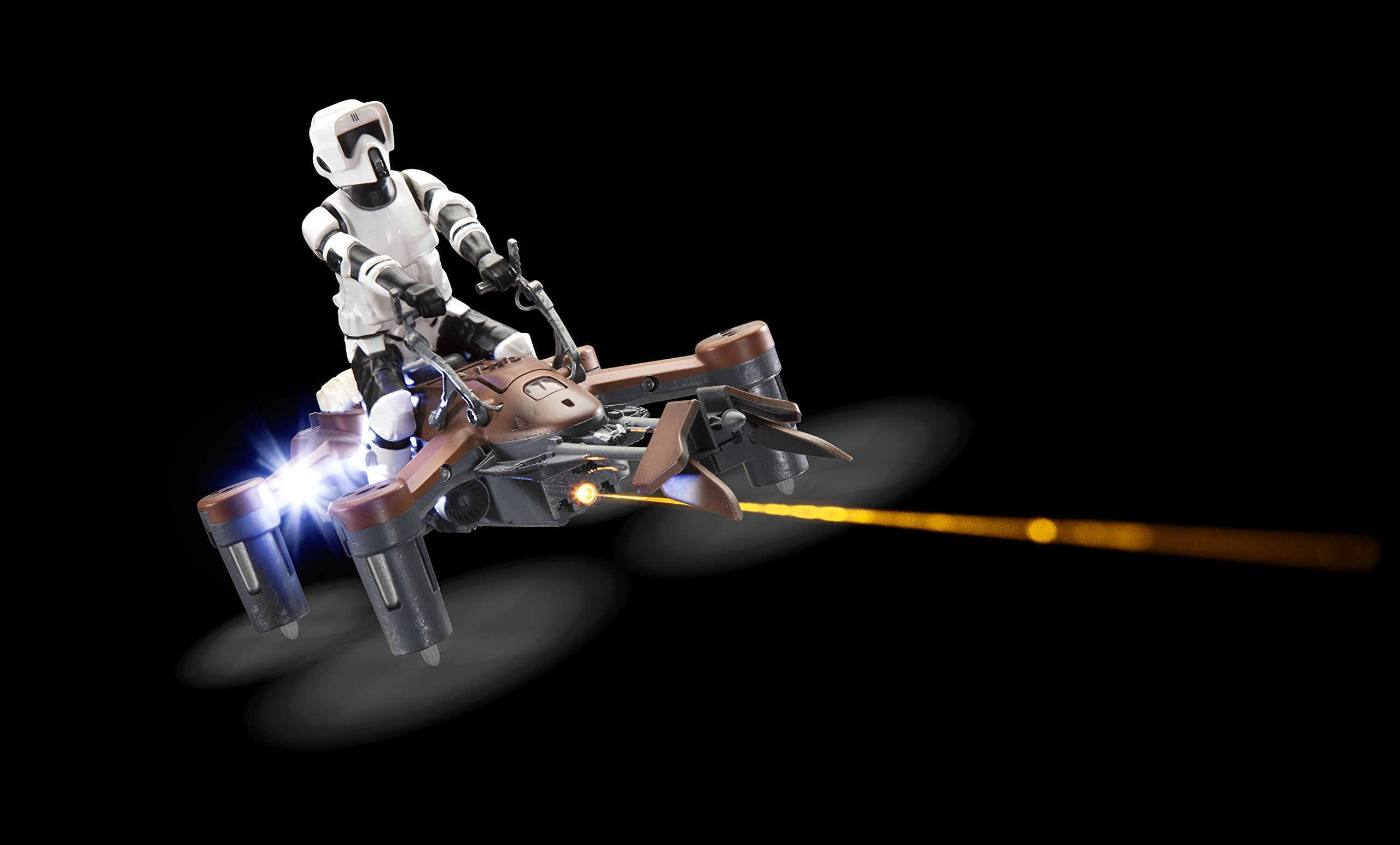 Propel Star Wars Quadcopter: Speeder Bike Collectors Edition Box by Propel (Image #10)