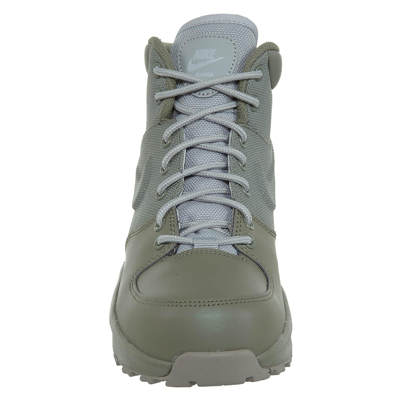 AJ1280 003 Nike Boys/' Manoa 17 Boot Dark Stucco// Wolf Grey GS