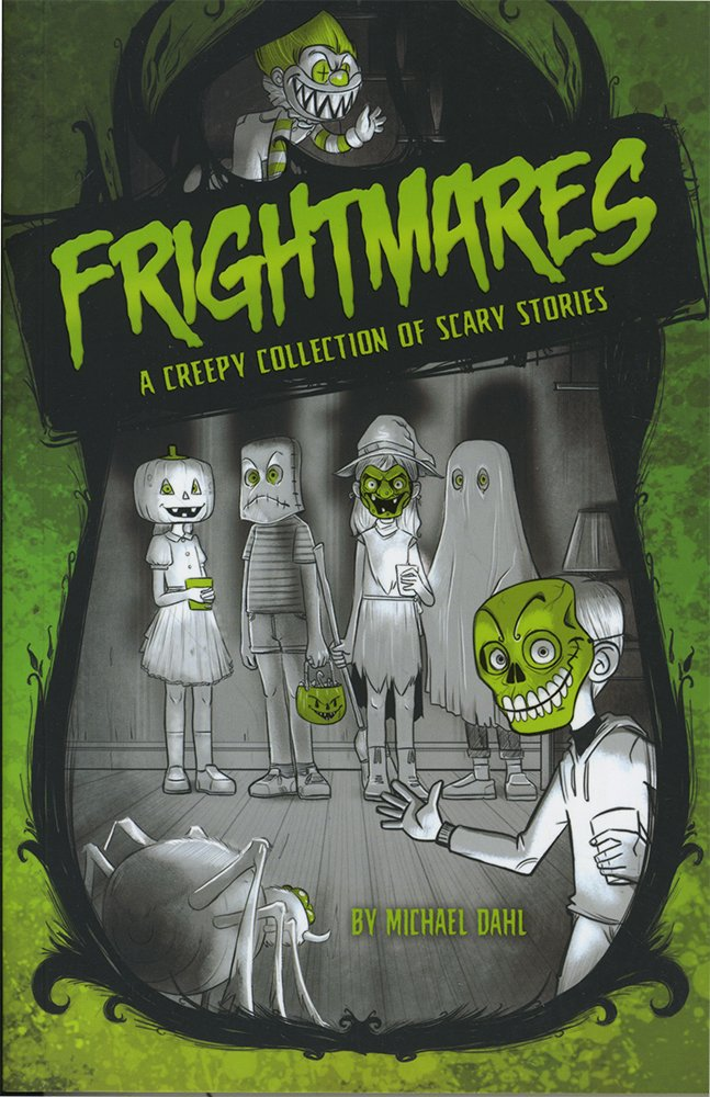 Frightmares Creepy Collection Stories Michael product image