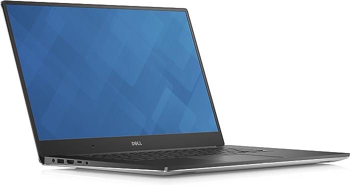 Dell Precision 5510 Mobile Workstation Laptop, Intel Core i5-6300HQ, 8GB DDR4, 500GB Hard Drive, Windows Pro 10 PRM5510-26733