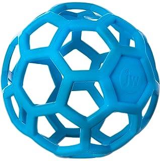 amazon jw pet company 犬用おもちゃ ホーリーローラーボール lサイズ