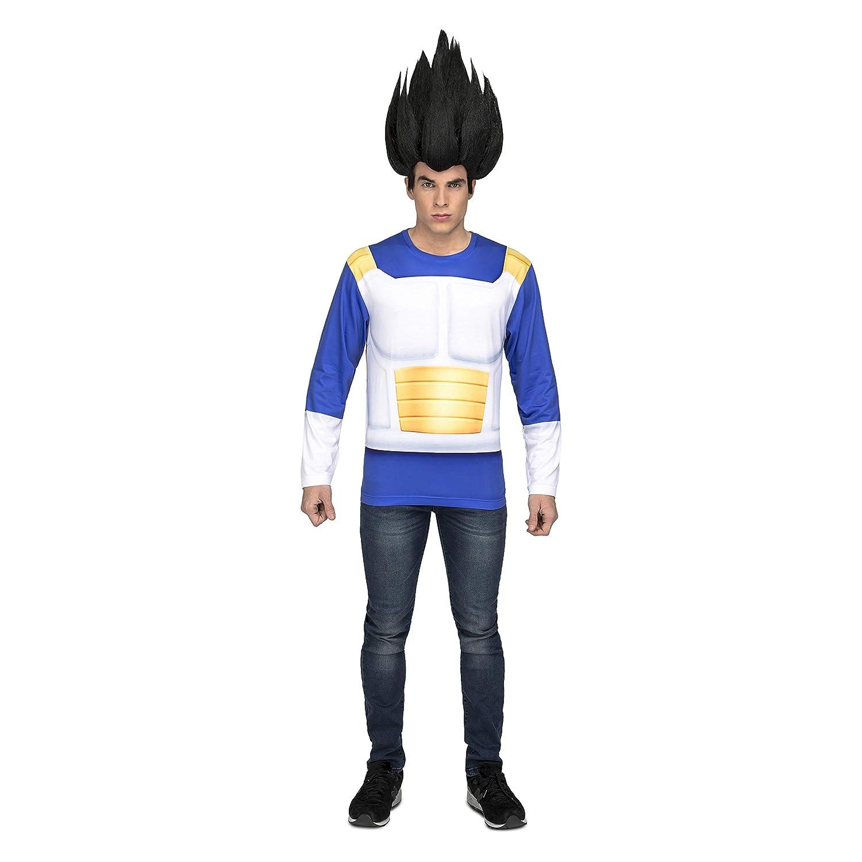 My Other Me Me Me- Vegeta Dragon Ball Camiseta Multicolor (231396 ...