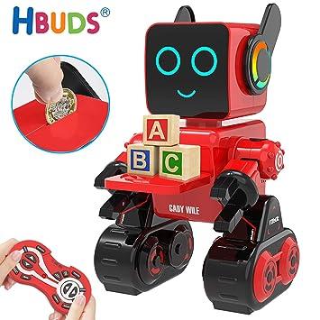 Amazon.es: Juguete Robot para Niños, Robot de Control Remoto ...