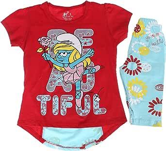 JM.M Sleepwear For Girls, Multi Color - 2725182547720