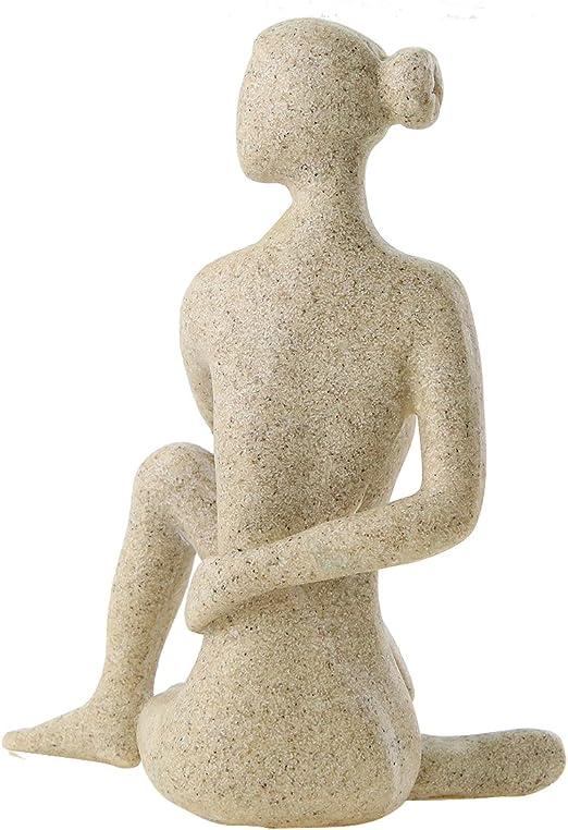 Estatua meditativa para yoga LFS 20 cm
