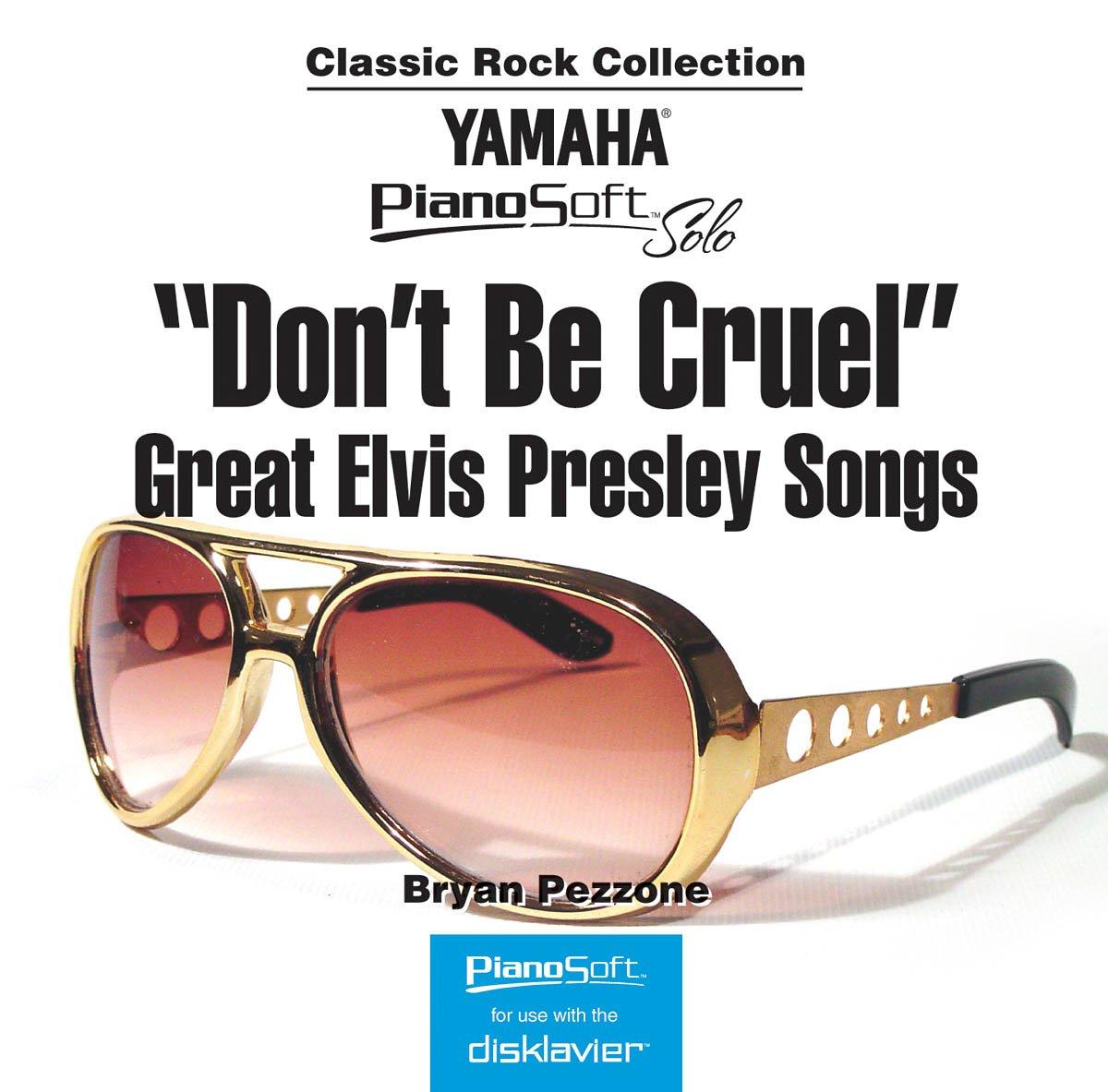 Don T Be Cruel Great Elvis Presley Songs 0884088199005 Books