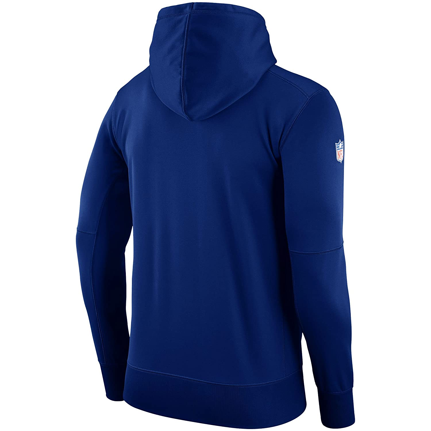 Nike Men s New York Giants Sideline Performance Pullover Hoodie Game Royal  837431-495 at Amazon Men s Clothing store  7773d5a10