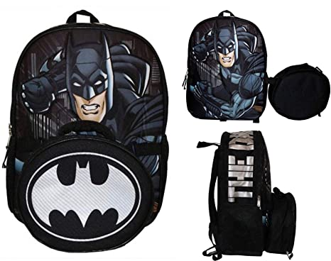 24709218e415 Image Unavailable. Image not available for. Color  DC Comics Batman Dark  Knight Backpack ...
