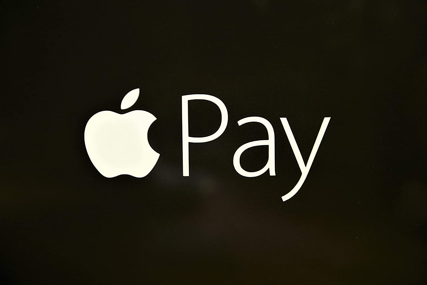 Apple Pay 3pc Decal Vinyl Sticker for Business, Studio, etc. Comes in 2 colors. Select from the option menu.