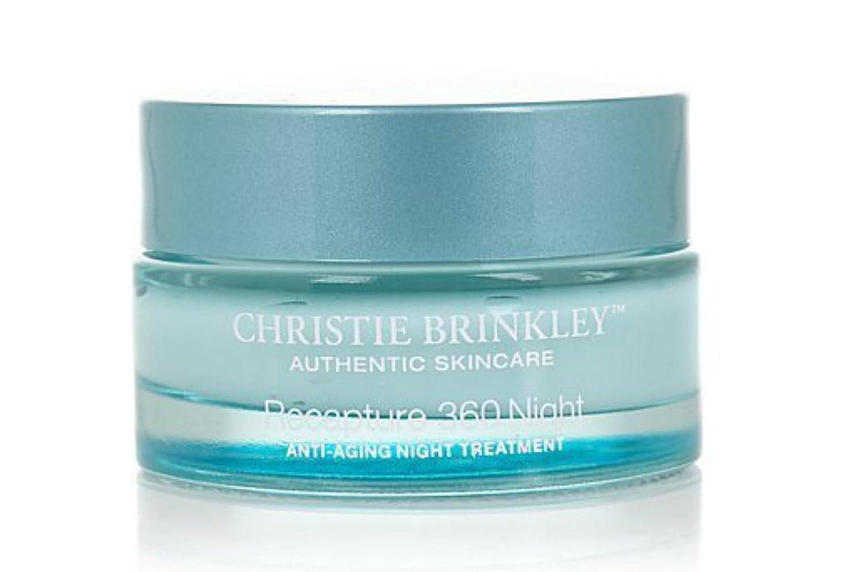 Christie Brinkley Authentic Skincare Recapture 360 Night Treatment Cream 1.5 Oz/45mL