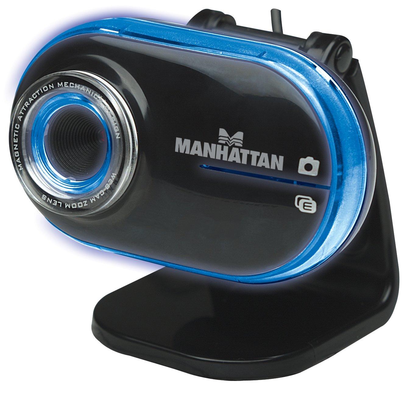 Скачать драйвер для веб камеры manhattan