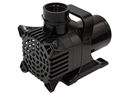 Aqua Pulse 1,200 GPH Submersible Pump for Ponds, Water Gardens, Pondless  Waterfalls and Skimmers