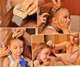 Head LICE Comb Set for Fast Nit and Lice Removal